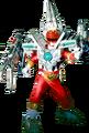 -LostGalaxy -RedRanger -Battlizer