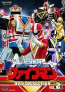CSF-Fiveman DVD Collection Vol 2 (2021)
