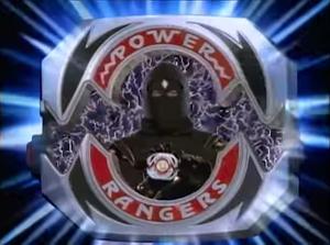Black Ninja Ranger Morph