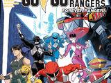 Go Go Power Rangers: Forever Rangers Issue 1