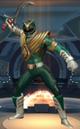 Legacy Wars Mighty Morphin Green Ranger V2
