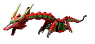 Legacy Red Dragon Thunderzord