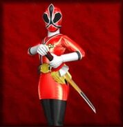 Princess Shinken Red (Dice-O)