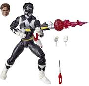 Mighty Morphin Black Ranger Lightning Collection
