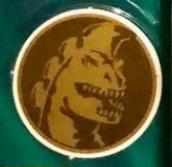 Dragonzord Coin (Bandai)