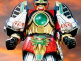 Comparison:Gosei Gattai Dairen'oh vs. Thunder Megazord (Mighty Morphin)