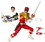 Mighty Morphin Red Ranger Armored Lightning Collection
