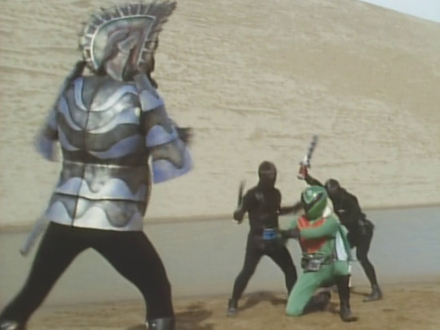 Ep. 41: Big Black Counterattack! The Battle of Tottori Dune