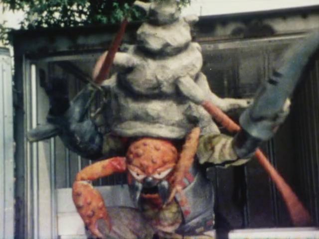 Hermit Crab Mozoo