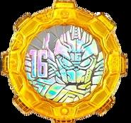 KSZe-Zenkaijuran Shiny Gear