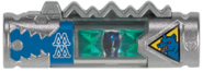 MMPR Blue Movie Charger