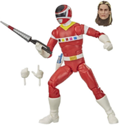 Red Space Ranger Lightning Collection