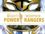 Mighty Morphin Power Rangers Necessary Evil I Deluxe Edition