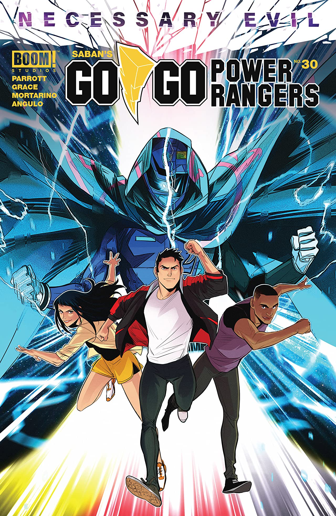 Go Go Power Rangers Issue 30