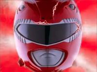 Mighty Morphin Red Ranger Morph S3