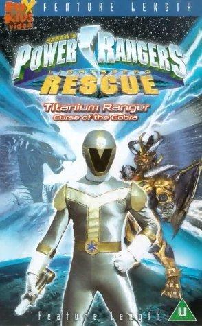 Power Rangers Lightspeed Rescue: Titanium Ranger Curse of the Cobra