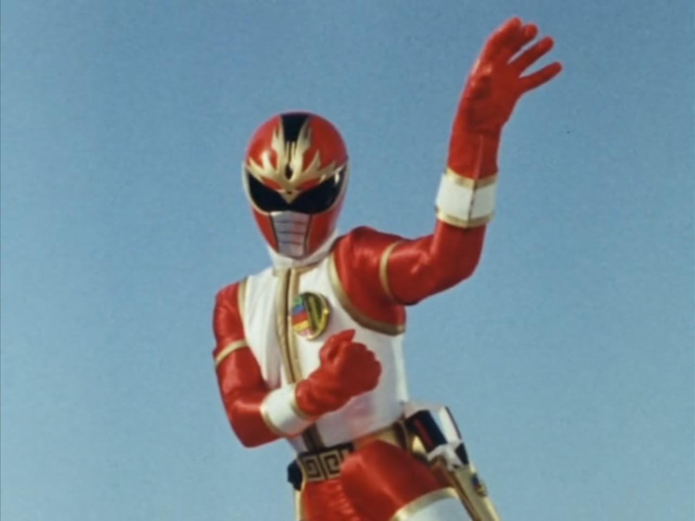 Red Squadron Ranger