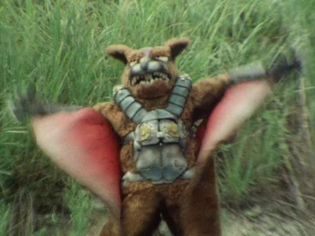 Flying Squirrel Mozoo