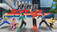 Samurai Sentai Shinkenger in Super Sentai Legend Wars