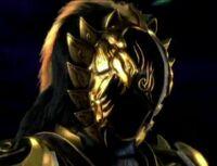 Black Lion Warrior Morph 1