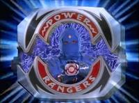 Blue Ninja Ranger Morph