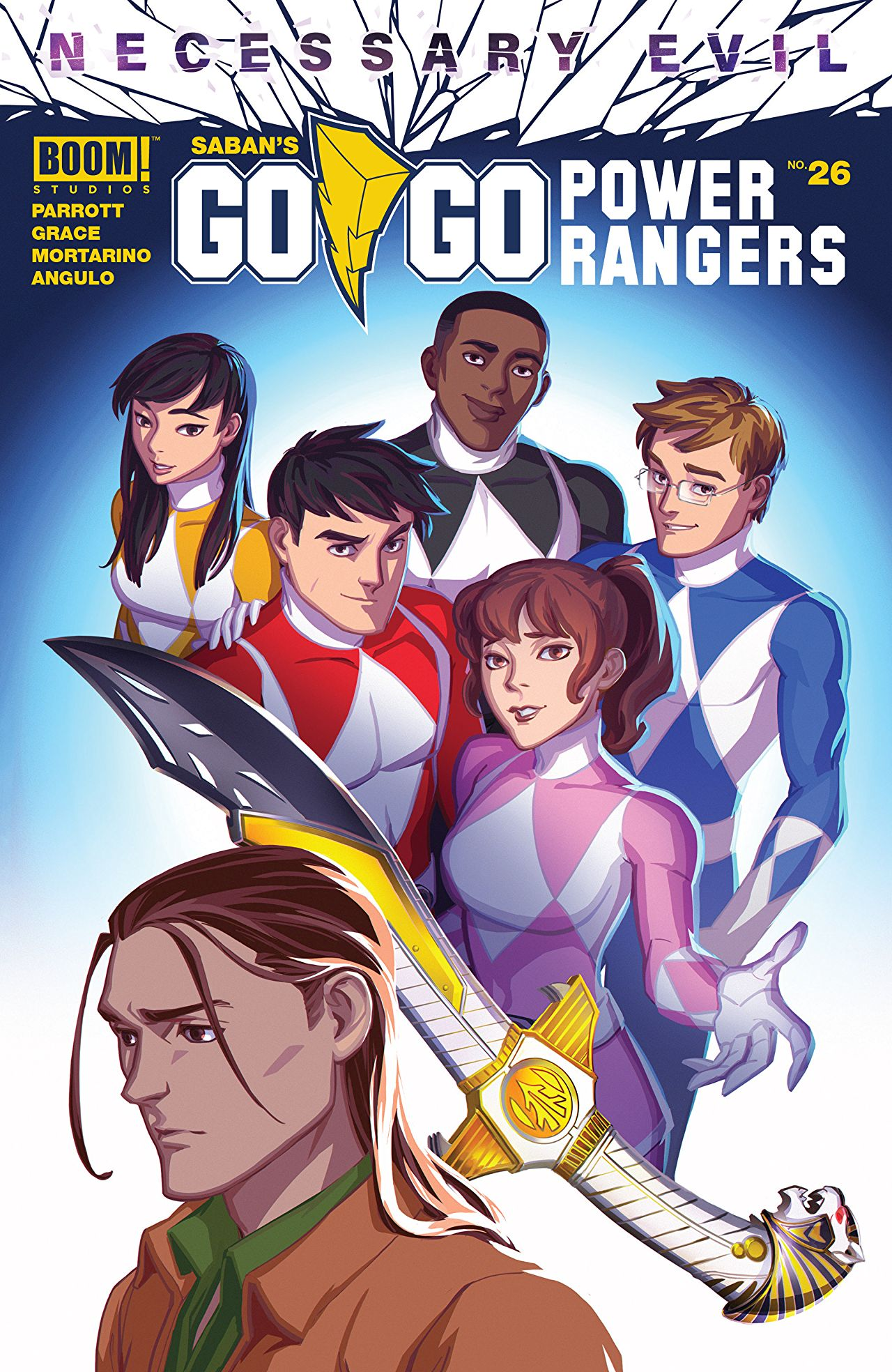 Go Go Power Rangers Issue 26