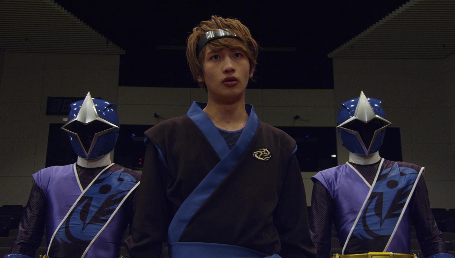 Comparison:Shinobi 9: Ninjutsu vs. Magic, the Great Battle! vs. Abrakadanger (episode)