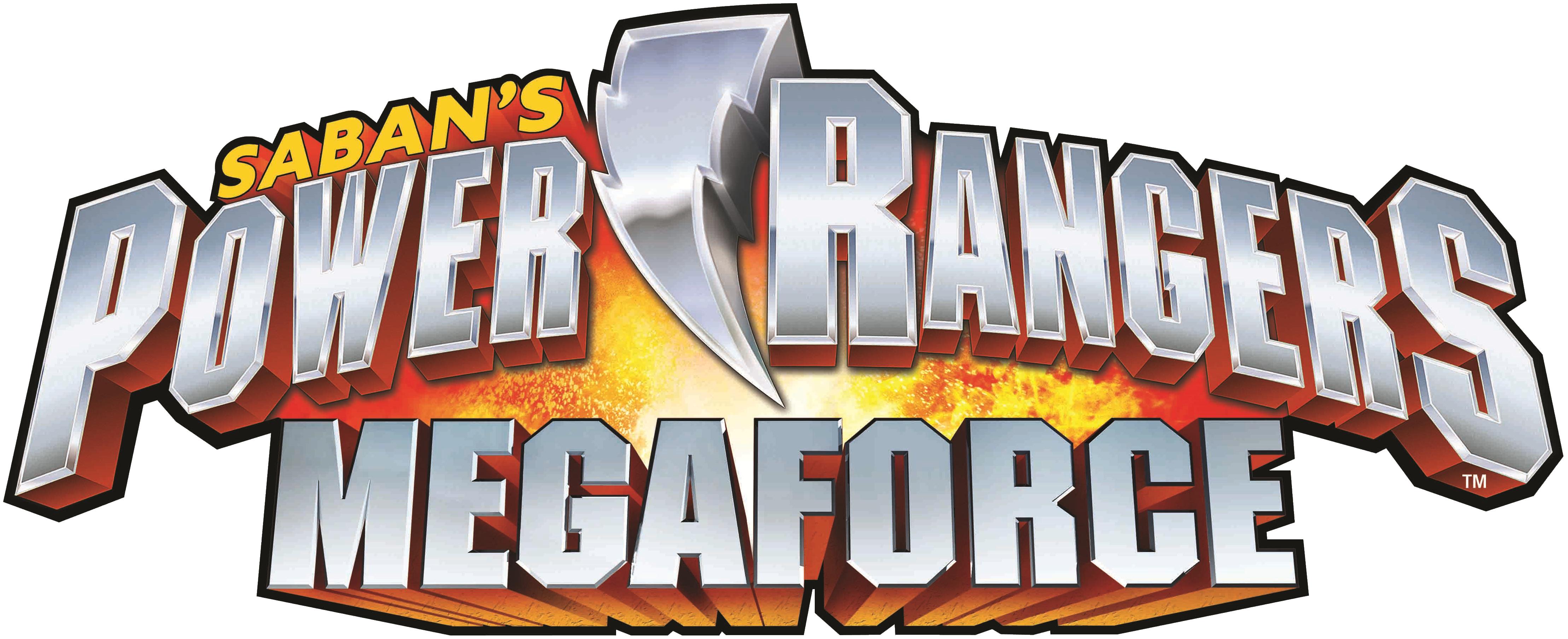 Power Rangers Megaforce (toyline)