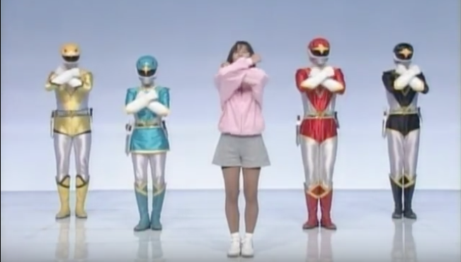 Super Sentai Dances