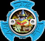 Mystic Force Megazord Ninja Power Star