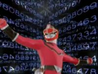 Quantum Time Force Ranger Morph 1