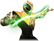 PR-BFTG GREEN Ranger V2