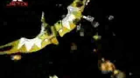 Power Rangers Dino Thunder - Polish Opening