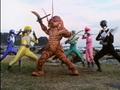 Commander Crayfish Mutant Rangers