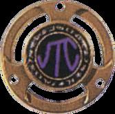 NSH-TriKanmuri Shinobi Medal