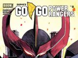 Go Go Power Rangers Issue 8