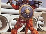 Dragon Warrior Saima Beast Lizardes