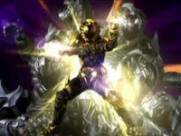 Black Lion Warrior Morph 2