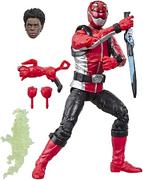 Red Beast Morphers Ranger Lightning Collection