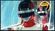 Bioman Red-Pink cockpit
