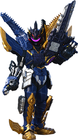 Ryusoul Gattai KishiRyuNeptune ShadowRaptor