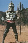 Iron Man Mask General Temujin