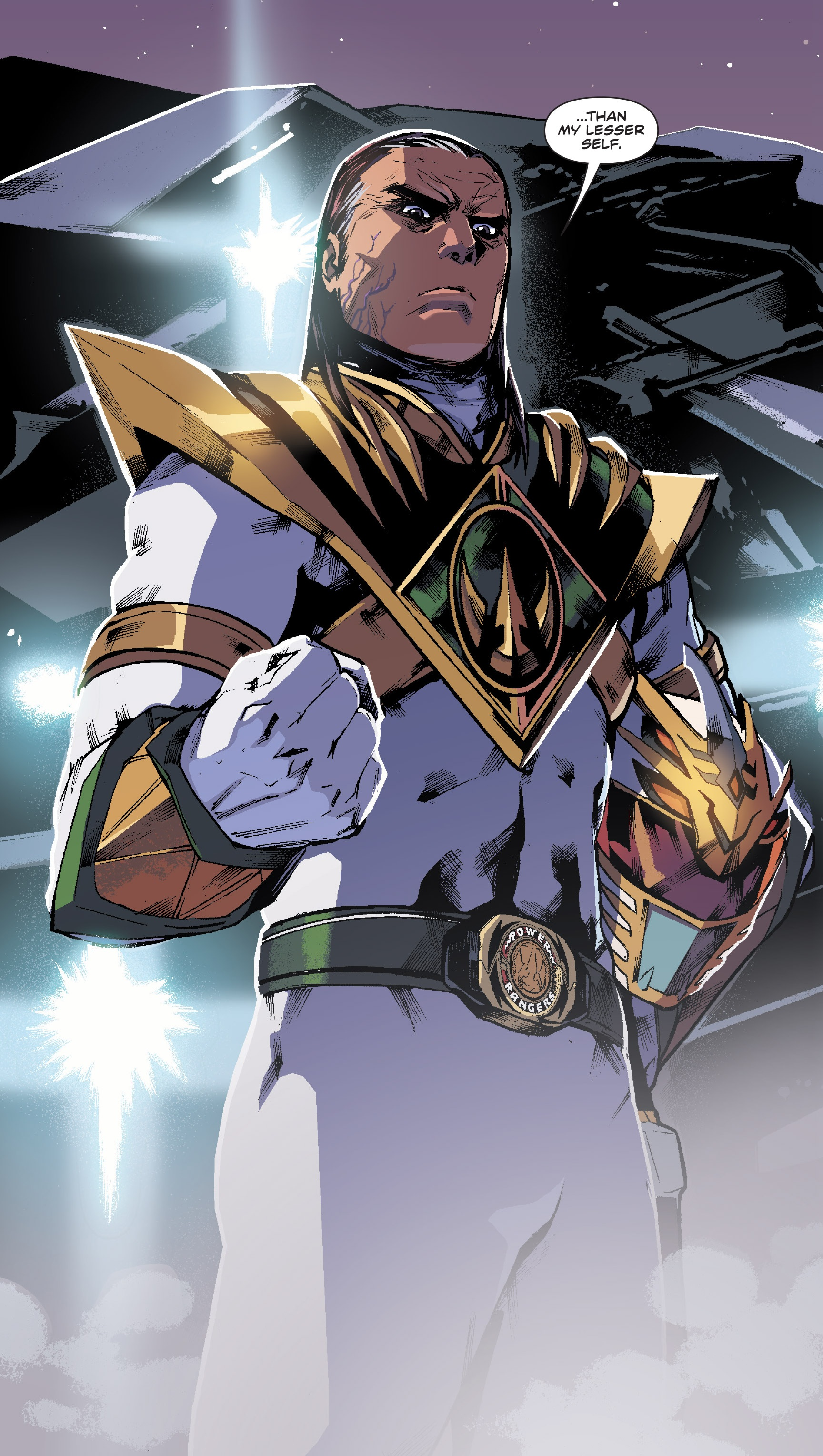Tommy Oliver/World of the Coinless