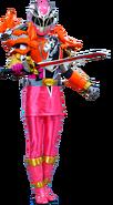 PRDF-Pink Blazing