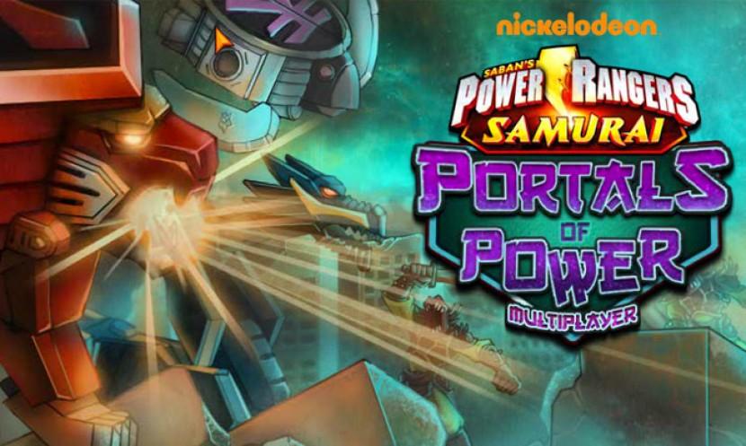 Power Rangers Samurai: Portals of Power