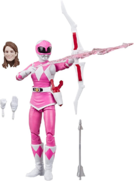 Mighty Morphin Pink Ranger Lightning Collection