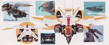 Chōdokyū Jet Garuda