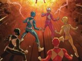 Go Go Power Rangers Issue 9