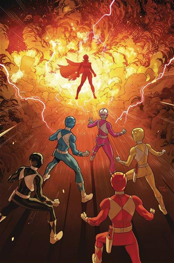 Go Go Power Rangers Issue 9