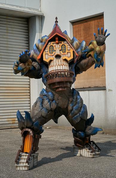 Poltergeist Minosaur